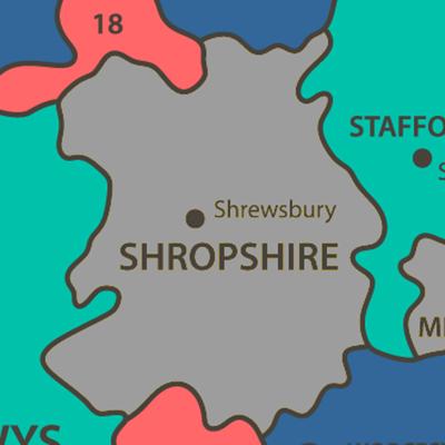 Group logo of Shropshire