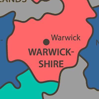 Group logo of Warwickshire
